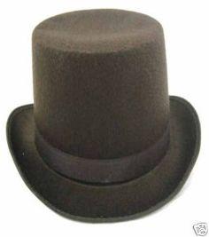 Coachman Victorian Costume Top Hat 16362 | eBay