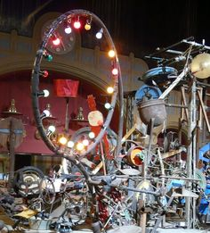 Jean Tinguely: L'enfer, un petit début – exposition à Metz du 15 mai au 4 octobre