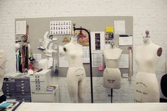 Derek Lam's Studio in SoHo