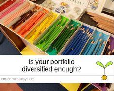 Is your portfolio diversified enough? Free Infographic, Finance, Hold On, Naruto Sad, Economics