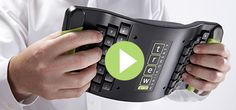 TREWGrip: Universal Handheld Keyboard and Air Mouse