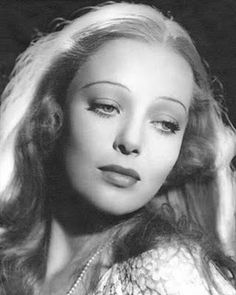 """Loretta Young """"Attila the Nun""""  (January 6, 1913 – August 12, 2000) -Had an illegitimate daughter by Clark Gable. For years this was covered up in Hollywood, and was presented as an adoption. The daughter's resemblance to both parents is uncanny. -Marlene Dietrich said of her: """"Every time she 'sins,' she builds a church. That's why there are so many Catholic churches in Hollywood."""".  """"Wearing the correct dress for any occasion is a matter of good manners."""" Loretta Young"""