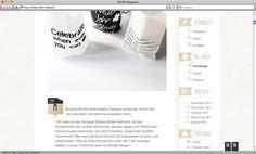 Sidebardesign  http://blog.sister-mag.de/