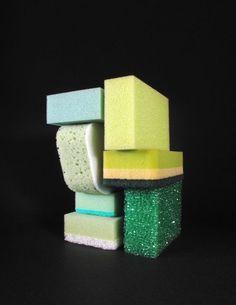 Sponges by Takashi Suzuki