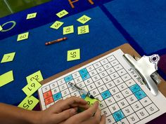 Working our Way to 120: Games and Centers