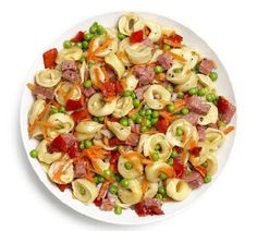 20-Minute Tortellini Salad Recipe