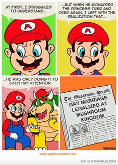 Mario ja persikka sarja kuva porno