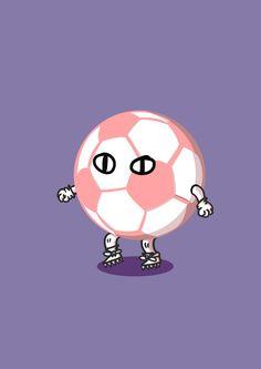 #ballon #balloon #violet #pink #ball #charater #objet #object #draw #illustration #drawing #일러스트 #일러스트레이션 #그림
