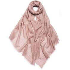 ZORJAR 100 Wool Dobby Soft Warm Long Scarf Shawl ScarvesBlush *** Check out the image by visiting the link.