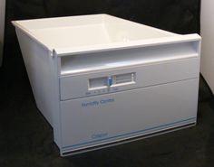 1125851 Kitchen Aid Refrigerator Crisper Drawer Pan