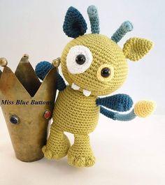 Автор фото @miss_blue_buttons - подписывайте свои фото тегом #weamiguru, лучшие попадут в нашу ленту! #amigurumi #crochet #knitting #cute #handmade #амигуруми #вязание #игрушки #интересное #ручнаяработа #toys #cute #amigurumilove #хендмейд