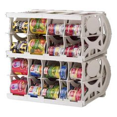 Awesome Pantry Organizer - click through to blog for link where to purchase...