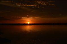 Sunset Chobe river, Kasane, Botswana