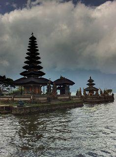 Bali - pura ulun danu