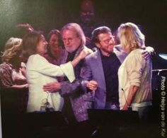 Abba, true love forever lives on ♡