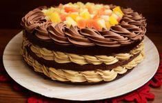 Birthday Cake, Tropical, Caramel, Desserts, Recipes, Food, Bar, Pies, Sticky Toffee