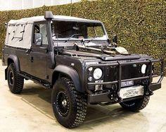 Land Rover Defender 110 Td5 Soft Top. Extreme adventure. So nice for. Australian FrontLine.