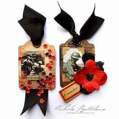 Remembrance Day tags 'Lest we forget' - Nichola Battilana