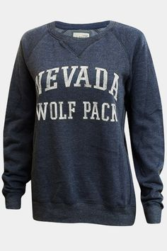 Jamerica Vintage Fleece Crew Nevada Wolf Pack (SKU 132249431117)