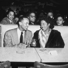 """rhemarkable: """" Now that Harry Belafonte is a honorary member of Phi Beta Sigma Fraternity, Inc., and Sarah Vaughn is a member of Zeta Phi Beta Sorority, Inc., I can't help but think of how dope this. Calypso Music, Phi Beta Sigma, Harry Belafonte, Sorority Sisters, Dating Tips For Women, Single Dating, Dating Memes, Fraternity"""