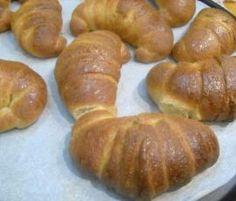 Ricetta Cornetti integrali al miele pubblicata da SandraScotty - Questa ricetta è nella categoria Prodotti da forno dolci