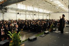 Golden Gate University Spring 2014 Graduate Ceremony