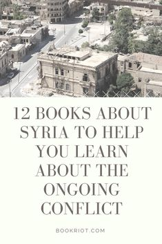 12 books about Syria