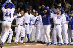 Opening day is almost here. The season the Chicago Cubs end the drought is almost here.  There is no more rebuilding for the Cu...