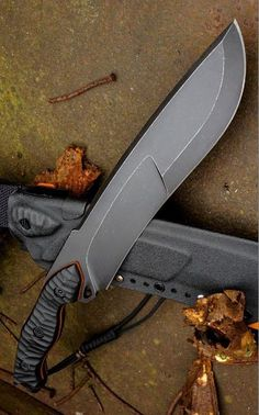 Torbe Custom Fixed Knife Blade @aegisgears