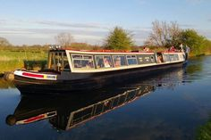 valentine canal trip with a fish and chip super on the shropshire canal 3 hours on wowcher