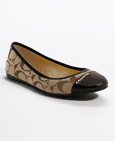 0e6e5bd8 37 Best Coach flats images in 2018 | Coach flats, Flats, Coach shoes