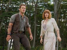 Owen & Claire OTP. Jurassic World costumes