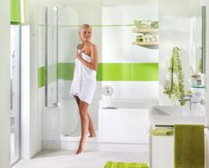 US Dealer - Twinline Alcove (Walk-In Shower + Bathtub combo) Perfect for the small master bathroom and would work well for the bigger bathroom. Tub Shower Combo, Bathtub Shower, Shower Enclosure, Shower Doors, Best Bathtubs, Soaking Bathtubs, Modern Bathroom, Small Bathroom, Bathrooms