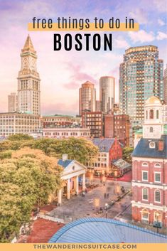Fun and free things to do in Boston, Massachusetts, USA. A budget traveler's guide to Boston. How to travel to Boston on a budget. Weekend travel in Boston. Boston Things To Do, Free Things To Do, East Coast Usa, Boston Travel, Boston Public Library, California National Parks, Amazing Destinations, Travel Destinations, Budget Travel