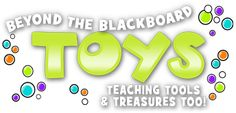 Beyond the Blackboard TOYS ~ Teacher Supply Store in the Denver area ~ both locations are 30-minute plus commutes from school