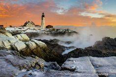 Portland Head Light #visitportland #lighthouse