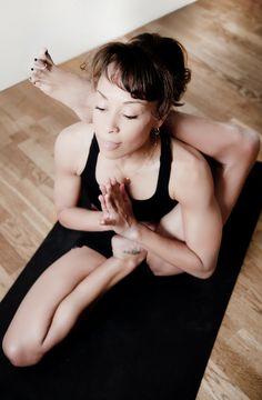 Laruga Yoga - Ashtanga Yoga Practice