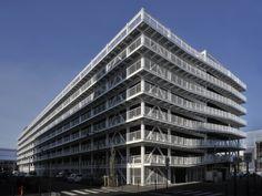 Car Park In Nantes / Barto+Barto Architects