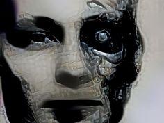 Гд-Ѵ Қґҵҏд • Deep Dream Generator Halloween Face Makeup, Digital Art, Deep, Inspiration, Blue, Biblical Inspiration, Inspirational, Inhalation