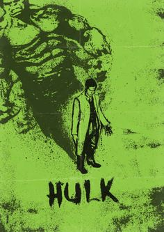 Beautiful Hulk Poster Art and More by Daniel Norris - News - GeekTyrant Marvel Comics, Marvel Heroes, Marvel Characters, Marvel Avengers, Hulk Poster, Superhero Poster, Iron Man Poster, Images Star Wars, Minimal Movie Posters
