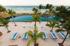 Bistro terrace Grand Class Ambiance | Outdoor venue Grand Velas Riviera Maya
