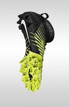 Conception d'une chaussure pour faire des virages
