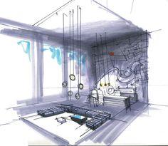 A space: Lofts in Berlin Mitte / plajer & franz studio