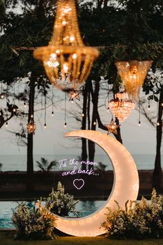 Wonderland Bali Events | Wedding Planners in Denpasar Denpasar, Wedding Planners, Lighting Ideas, Bali, Wonderland, Reception, Wedding Day, Events, Celestial