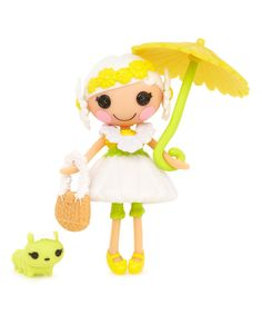 Look at this Mini Lalaloopsy Happy Daisy Crown Doll on #zulily today!