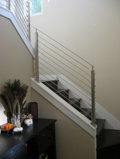 Contemporary design #stair #railing