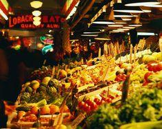 Seattles Pike Place Market Seattles Affluence Mina Peterson Real Estate Fertility Foods