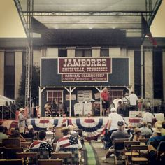 Smithville Fiddler's Jamboree...an event that my hometown puts on every year