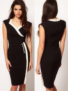 office ladies wear business wear elegant formal dress  Free shipping on AliExpress.com. $52.00