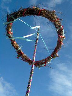 May Pole Celebration 2013